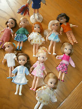 'DOLLY DARLINGS' - Vintage character dolls, HASBRO job lot