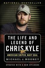 Michael J Mooney - Life And Legend Of Chris Kyle (2015) - New - Trade Paper
