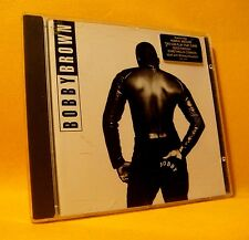NEW CD Bobby Brown Bobby 14TR 1992 RnB Downtempo New Jack Swing