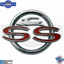 """1963 Chevrolet Impala  """" SS """" Center Console Emblem - Made in the USA"""