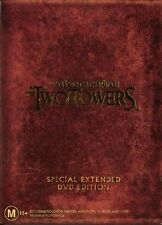 The Lord Of The Rings - The Two Towers (DVD, 2003, 4-Disc Set)