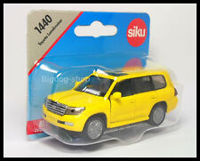 Siku 1440 Toyota Landcruiser Diecast Car Gift Scale About 1/64  Land Cruiser New