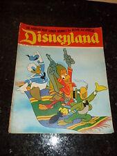 DISNEYLAND Comic - No 15 - Date 1971 - UK Paper comic