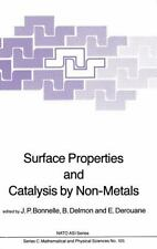 Surface Properties and Catalysis by Non-Metals 105 (2011, Paperback)