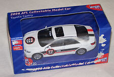 St Kilda Saints 2008 AFL Collectable Toyota Camry Model Car New