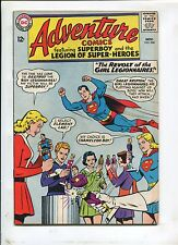 "ADVENTURE COMICS #326 SUPERBOY (6.5) ""THE REVOLT OF THE GIRL LEGIONNAIRES!"" 1964"