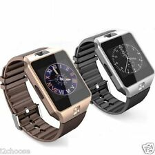 DZ09 Bluetooth Smart Watch for Android iPhone Windows Mobile Sim Memory