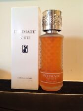 INTIMATE  White  ~ Jean Philippe ~ Women ~ 3.6 Oz EDT Spray