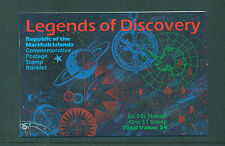 Marshall Islands  1993 $4 Discovery of America Booklet