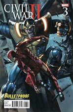 CIVIL WAR II #3 Dell'Otto Variant Bulletproof! NM BUY FROM THE SOURCE! IN HAND!!