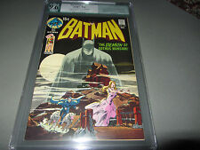 Batman 227 PGX 9.6 R (like CGC) Neal Adams, Detective 31 cover swipe
