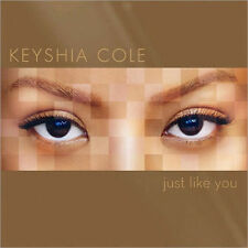 CD - COLE, KEYSHIA - JUST LIKE YOU - SEALED