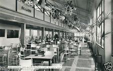 Postcard Indoor pool Cafe Butlins holiday camp Skegness 1965  10