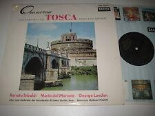 LP/PUCCINI/TOSCA/TEBALDI/DEL MONACO/LONDON/PRADELLI/Decca BLK 20511