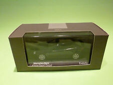 MINICHAMPS  1:43 MERCEDES BENZ  C KLASSE SPORT COUPE  -  IN NEAR MINT CONDITION
