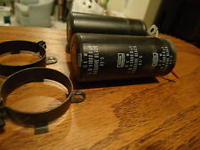 Marantz 2238 Stereo Receiver Parting Out Filter Capacitors + Brackets