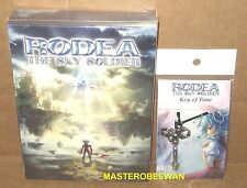 Rodea the Sky Soldier Limited Edition New Sealed + Pendant (Nintendo 3DS, 2015)