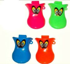 4 Whistle DUCK funny toy Party Bags Filler GOODY bag gift children noisy 1