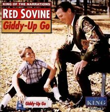 Giddy-Up-Go [Nashville] by Red Sovine (CD, 2012, Gusto Records)