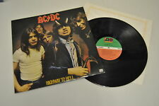 lp 33 ac/dc highway to hell usa  atlantic st a 794325 sp