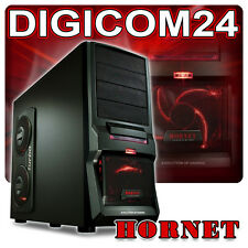 Gaming-PC-Intel Core I7 6700K-16GB-6GB Geforce GTX1060-Win10 PRO-WLAN-Hornet