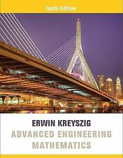 NEW Advanced Engineering Mathematics (10th Edition) (Global Edition)