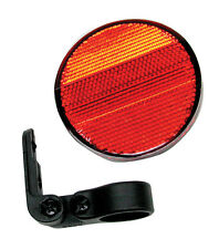 Sunlite Rear Bicycle Reflector-Round-Red
