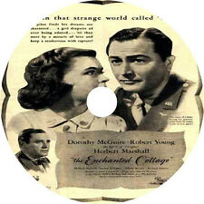 The Enchanted Cottage DVD Robert Young Dorothy McGuire Rare1945