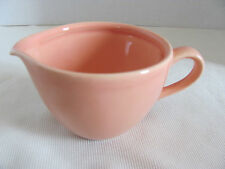 Pagnossin Ironstone Italy -Multi-Color Abstract/Orange - Creamer