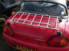 Boot luggage rack / carrier, stainless steel, Suzuki Cappuccino, low profile