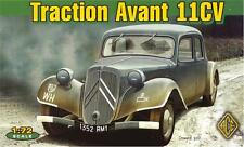 """ACE #72273, 1/72 """"Staff Car Traction 11CV"""""""