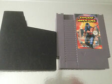 SHADOW WARRIORS  jeu nintendo nes pal b version