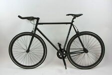 BIG SHOT DUBLIN 60CM SINGLE SPEED FIXED GEAR ROAD BIKE MATTE BLACK