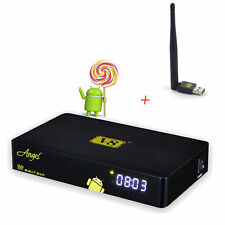 V8 Angel Satellite Receive+USB Wifi Support IPTV 1G/8G Android 4.4 Smart Tv Box