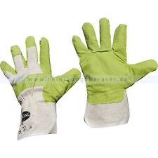Lederhandschuhe Gartenhandschuhe Arbeitshandschuhe aus Leder 5Finger Gr.10,5 HER
