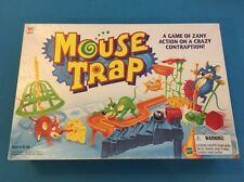 Vintage 1999 Milton Bradley Mouse Trap Board Game - 100% Complete!