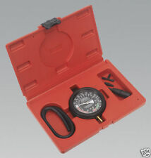 Sealey vse952 vuoto pompa benzina pressione collaudo Gauge Set Tool Kit in caso