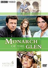 BBC VIDEO///Monarch of the Glen:The Complete Series 6 (NEW 3DVD SET) REGION 1