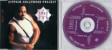 Captain Hollywood Project - Only With You -  Maxi CD - Dance Mix - House Mix