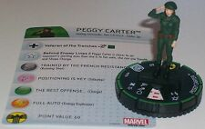 PEGGY CARTER #007B Nick Fury Agent of S.H.I.E.L.D Marvel HeroClix PRIME