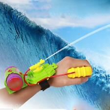 Kids Children Xmas Gift Wrist Water Spray Toy Swimming Beach Water Gun Design