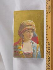 Dr. Thomas' Eclectric Oil Internal & External Cure-All Pretty Turkish Lady F42