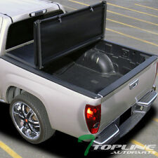 "TRI-FOLD SOFT TONNEAU COVER 1994-2003 CHEVY S10/SONOMA/1996+ HOMBRE 6 FT 72"" BED"