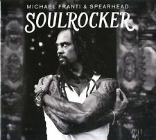 MICHAEL FRANTI & SPEARHEAD - SOULROCKER   - CD NUOVO SIGILLATO