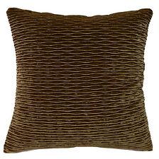 mp+8 Shimmer Folds Pattern Cotton Velvet Cushion Cover/Pillow Case Custom Size