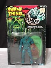 1990 SWAMP THING figure Capture Swamp Thing W/ Organic Net #41680 Kenner - NEW
