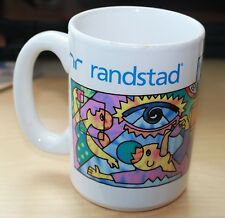 Randstad Corporate Coffee Mug Staffing Agency for Jobs and Staffing B11