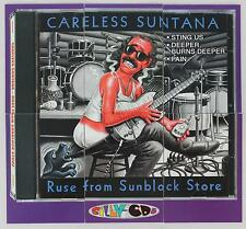 Silly Productions 2001 Silly CD's Complete 6 Card Puzzle 4A-4F Careless Suntana