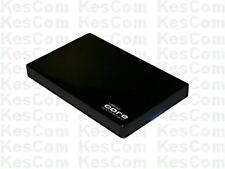 """CnMemory 6,35cm 2,5"""" Core USB 3.0 bestückt mit 1000 GB SATA Festplatte schwarz"""