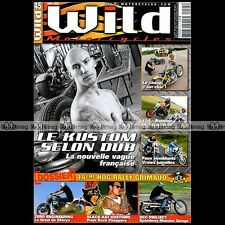 WILD MOTORCYCLES N°45 DUB PERFORMANCE MIKE NESS SOCIAL DISTORTION HOG RALLY 2005